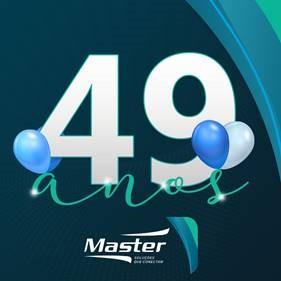 Master completa 49 anos