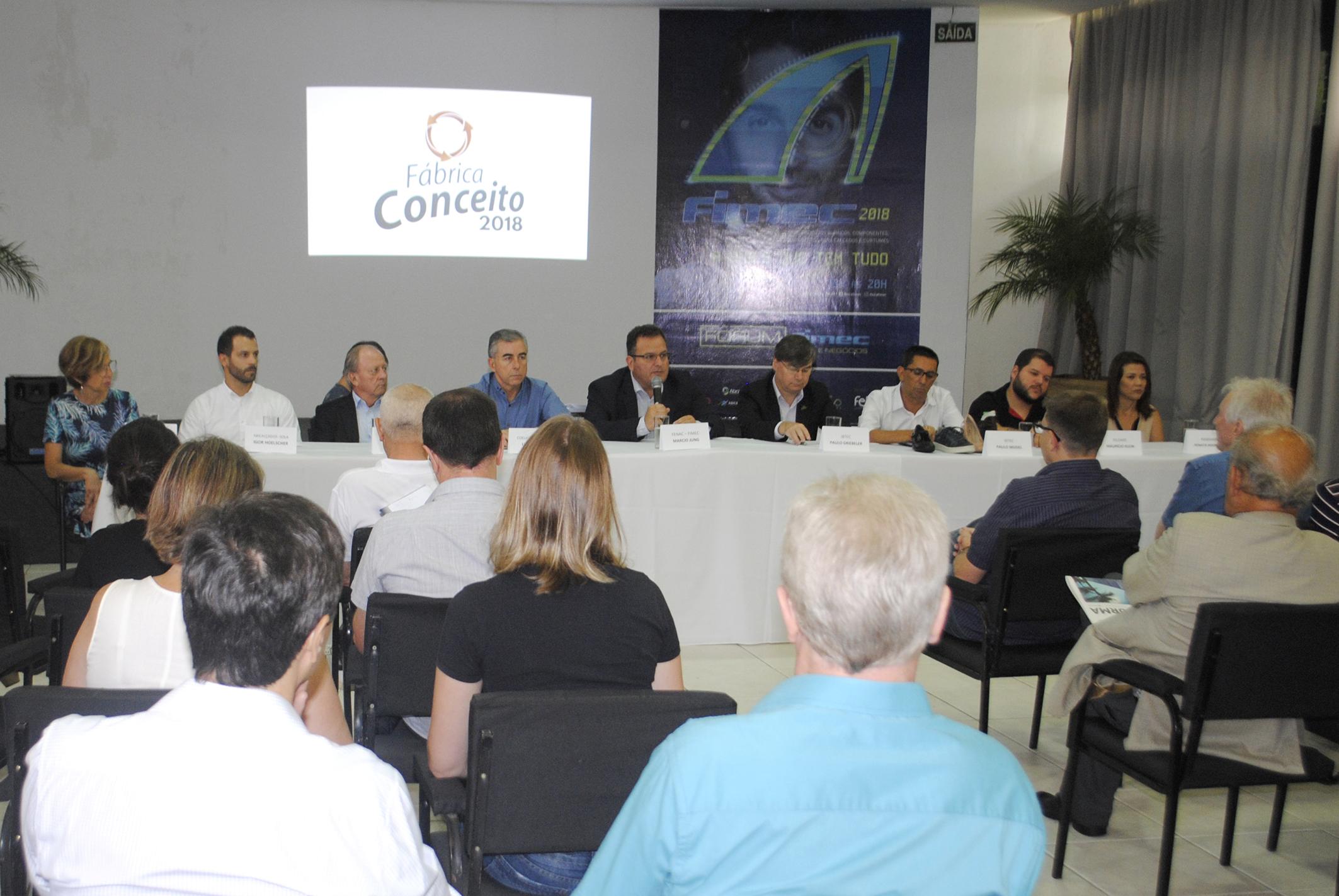 Fábrica Conceito terá mais destaque na Fimec 2018