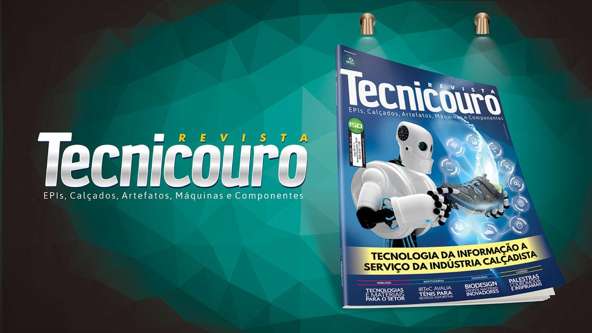 Tecnicouro será distribuída primeiro na Fimec