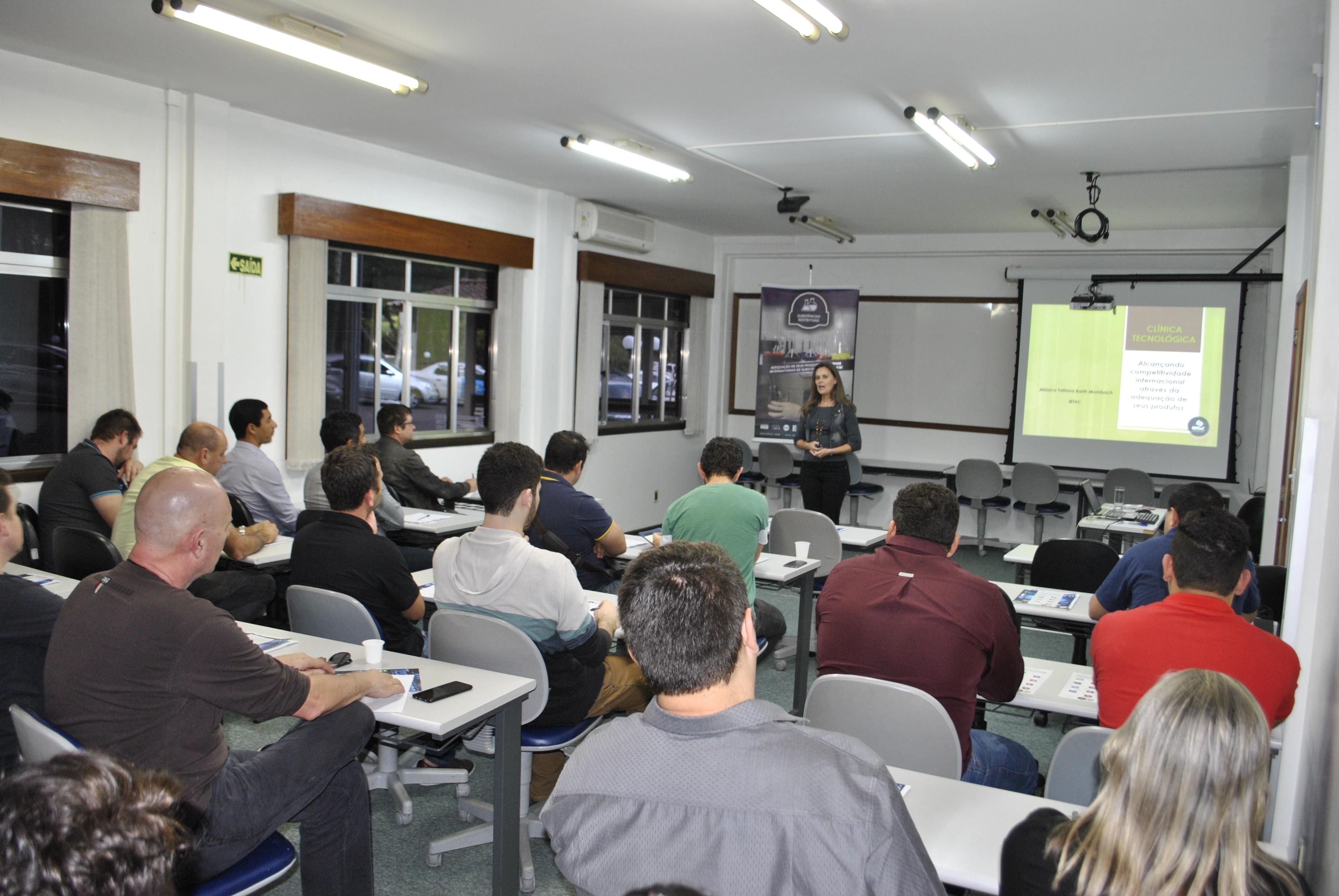 IBTeC e Sebrae realizam Clínica  Tecnológica