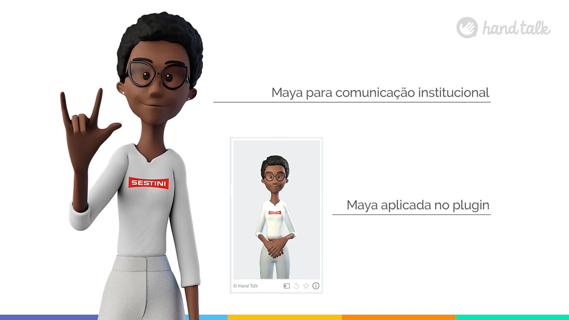 Inclusão digital no e-commerce da Sestini