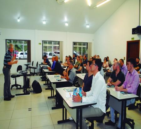 Futuro do setor calçadista passa pela indústria 4.0, preconizam palestrantes de workshop do IBTeC e Sebrae