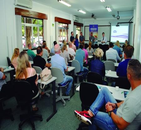 Fornecedores da Usaflex passam por treinamento