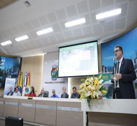 Câmara de Vereadores sedia 2º Seminário de Desenvolvimento Econômico de Novo Hamburgo