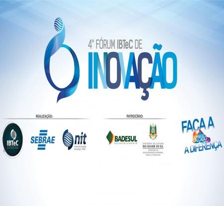Inovação e transformação digital e a indústria 4.0 estarão no centro das discussões do 4º  Forum IBTeC de Inovação