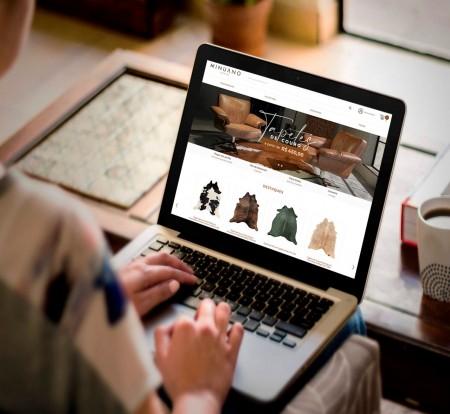 Curtume Minuano lança nova marca de tapetes e inaugura loja on line