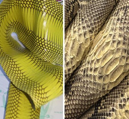 Tre Anytry tem tradição no desenvolvimento de couros exóticos