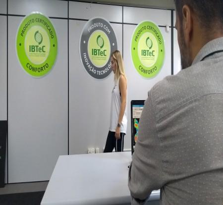 Laboratório de Biomecânica do IBTeC auxilia empresas a qualificarem seus produtos
