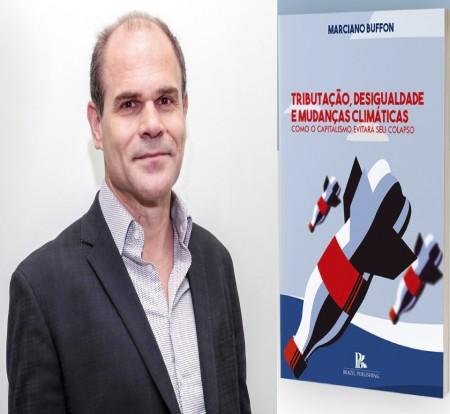 Marciano Buffon lança livro a partir de pesquisa de pós-doutorado