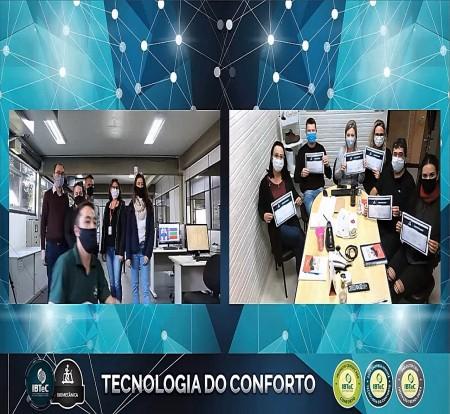 Equipe de Biomecânica do IBTeC oferece treinamento on line para desenvolvimento e aprimoramento de produtos nas indústrias calçadistas