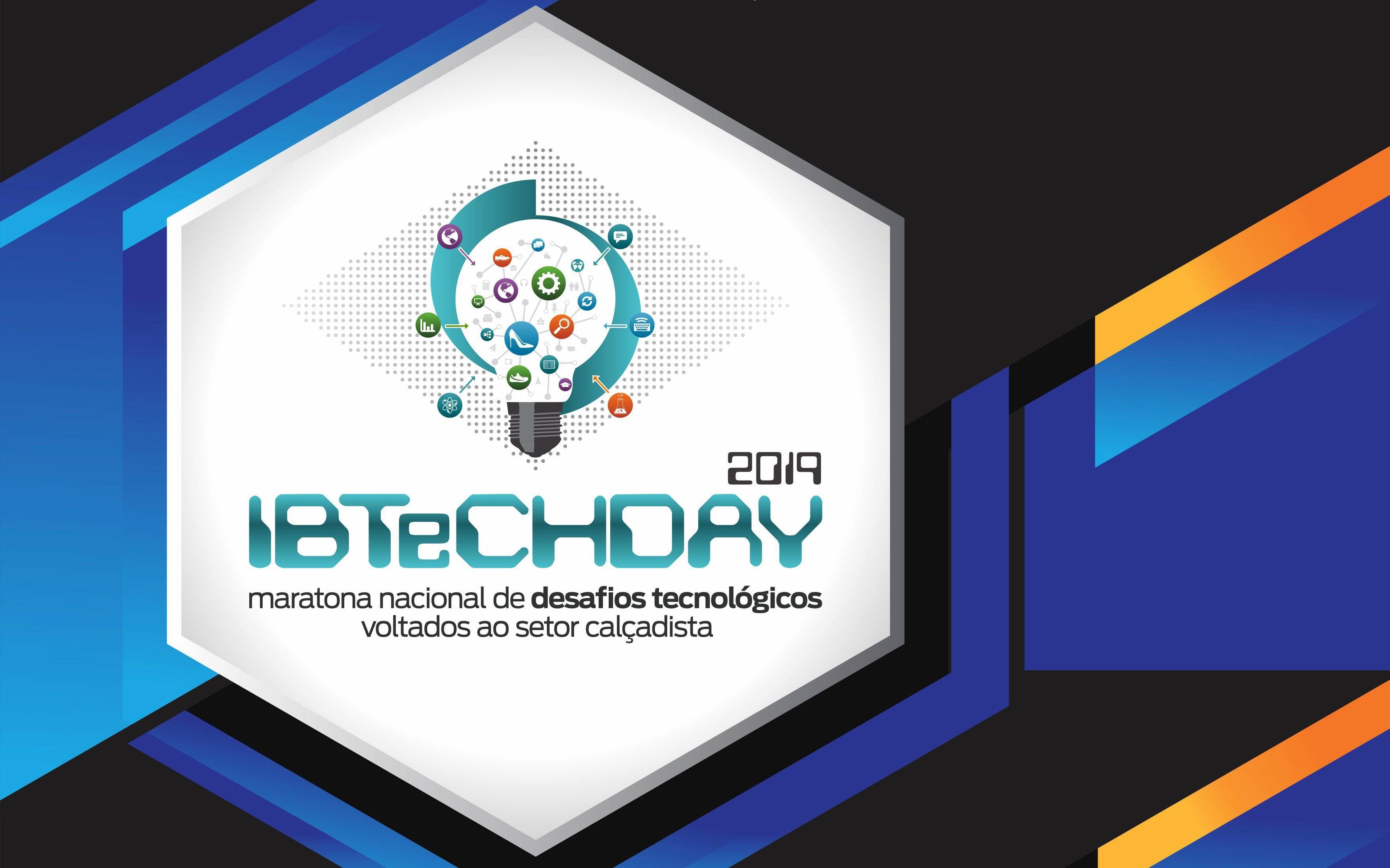 IBTeCHDay - Maratona de Desafios Tecnológicos do setor calçadista: 06 a 10 de outubro