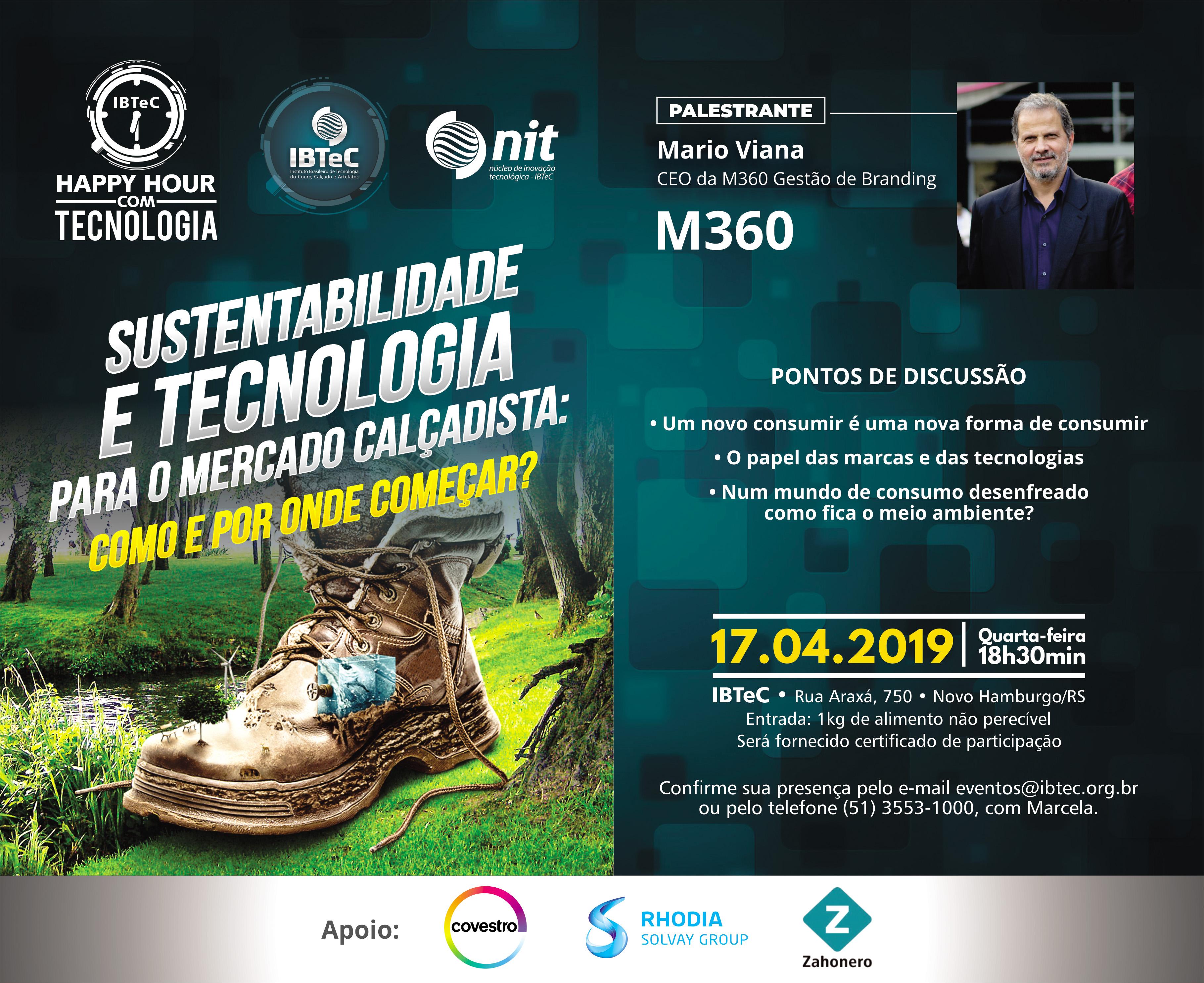 Sustentabilidade e Tecnologia para o mercado calçadista: como e por onde começar?