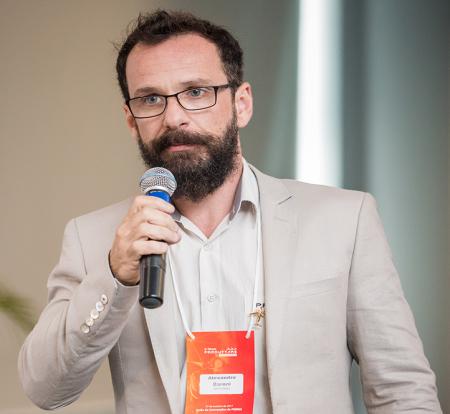 ALEXANDRE BARONI - Palestra: Caminhos para a Indústria 4.0 brasileira: Iniciativas de empresas locais