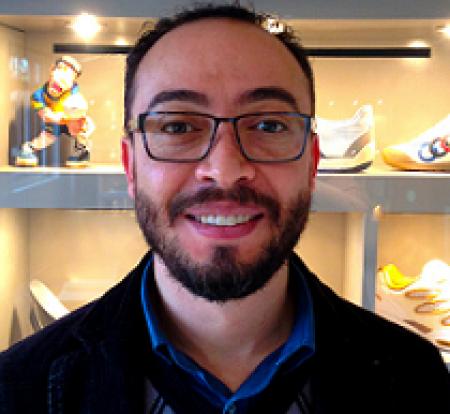 RUDNEI PALHANO – Coordenador da Unidade de Biomecânica do IBTeC