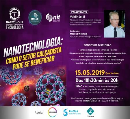 Nanotecnologia - Como o setor calçadista pode se beneficiar